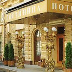 Гостиницы Красного Ткача