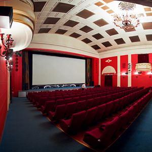 Кинотеатры Красного Ткача