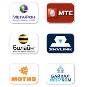 Операторы сотовой связи Красного Ткача