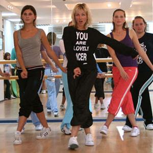 Школы танцев Красного Ткача