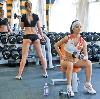Фитнес-клубы в Красном Ткаче