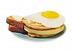Casual bar MIX - иконка «завтрак» в Красном Ткаче